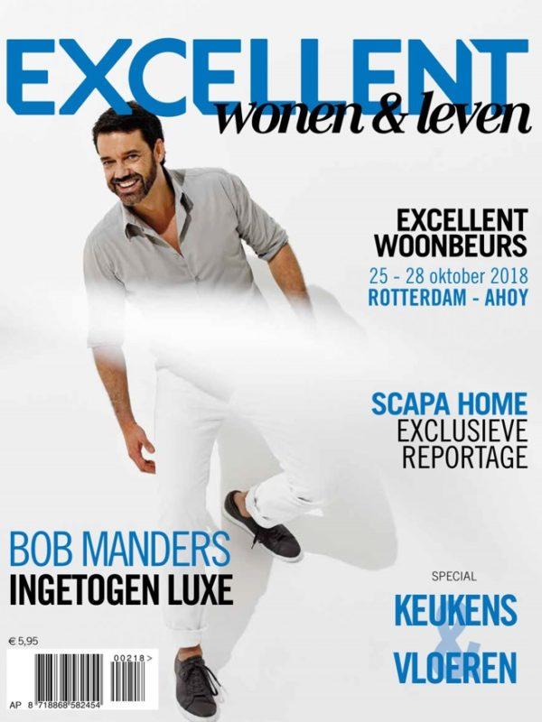 "Excellent wonen & leven 2018-2:""Moderne, duurzame en comfortabele droomwoning"""