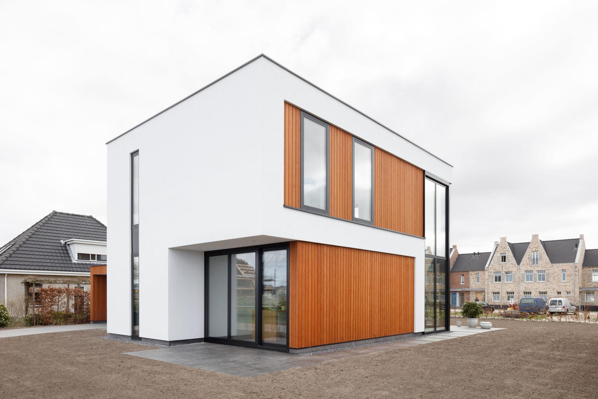 Villa Harnaschpolder, Delft